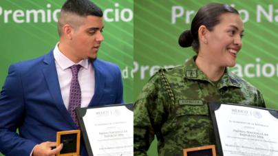 Entregan premios nacionales de Deportes y al Mérito Deportivo 2016 | Destacan dos sinaloenses