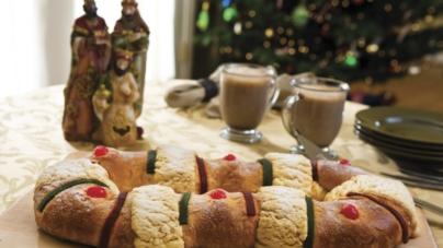 Las recetas de rosca más curiosas para celebrar tu Día de Reyes