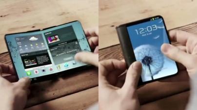 Smartphones flexibles… casi una realidad
