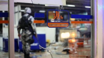 Exige Coparmex seguridad ante ola de saqueos; son actos oportunistas reclama