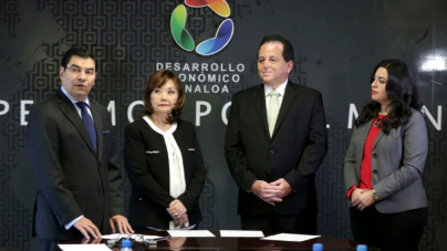 Experiencia empresarial al relevo de la Promoción, Planeación y Fomento Económico de Sinaloa