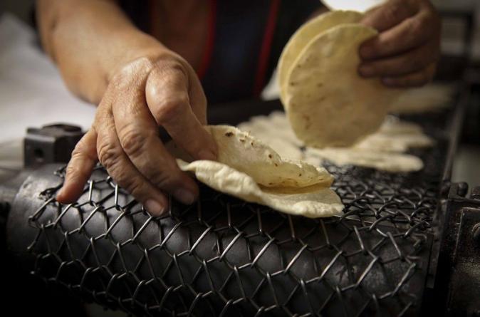 Subirá a 18 pesos el kilo de tortilla en Sinaloa esta semana