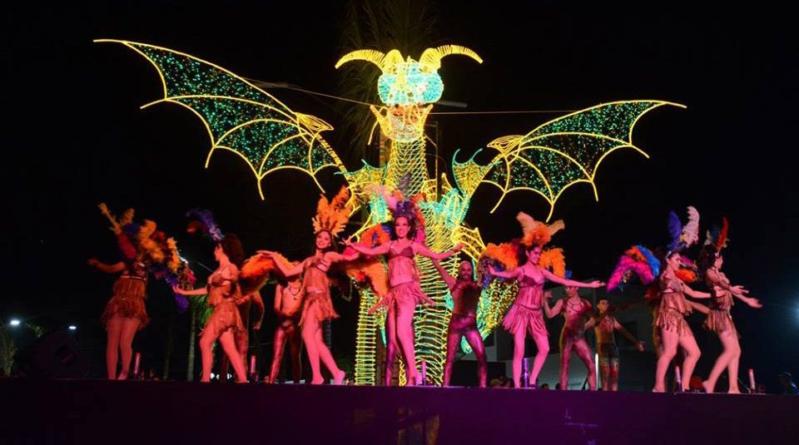 Mazatlán huele a Carnaval | Forma parte de este cuento de dragones