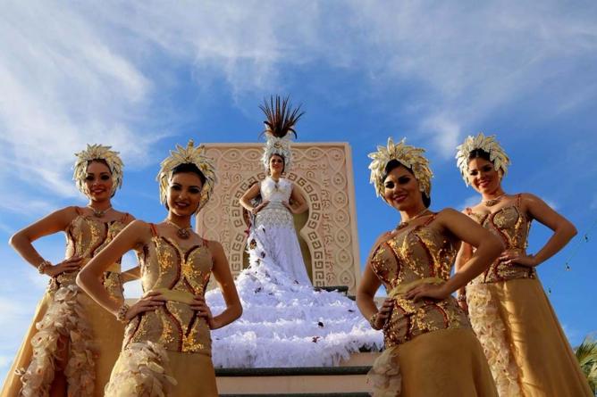 Más de 600 mil visitantes espera Mazatlán por el Carnaval Internacional 2017