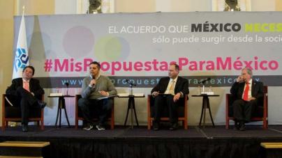 Las 20 propuestas de Coparmex para fortalecer el pacto económico