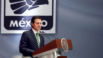 La contradicción de Peña | Encara amenazas de Trump reviviendo el 'Hecho en México' ¡en hotel gringo!