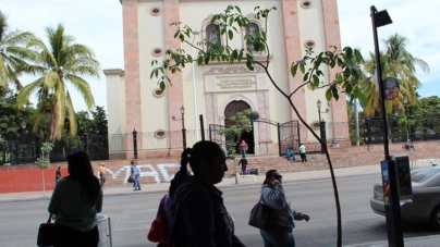 Grafiti en Catedral de Culiacán no es daño patrimonial… es vil vandalismo: INAH
