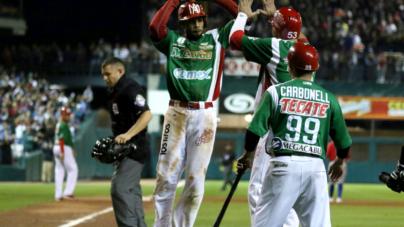 ¡México inaugura la Serie del Caribe Culiacán 2017 con gran triunfo ante Puerto Rico!