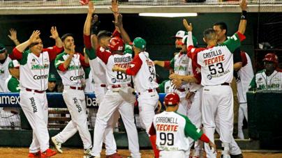 Asegura México su pase a semifinales al derrotar a Venezuela ¡con Grand Slam!