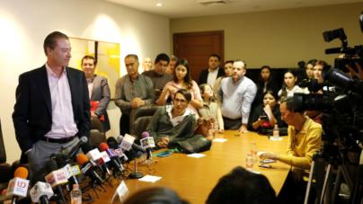 Propone Quirino al Congreso reducir el número de diputados y regidores en Sinaloa