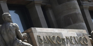 Recorta Banxico perspectiva de crecimiento para México y baja pronóstico de inflación