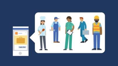 Pronto Facebook permitiría publicar ofertas de empleo