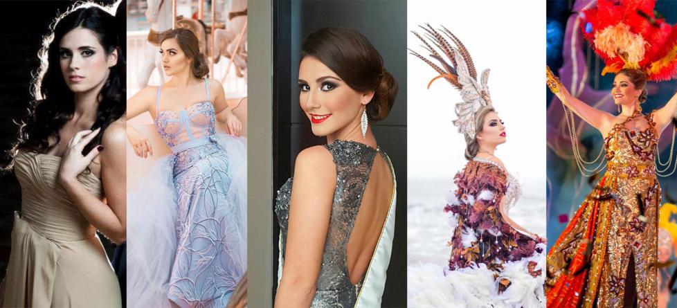 Las 5 reinas del Carnaval de Mazatlán más guapas del nuevo milenio