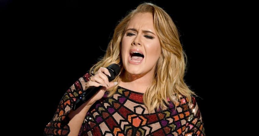 Adele se corona como la gran ganadora del Grammy 2017