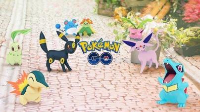 La pokédex se actualiza | Llegan 80 nuevas criaturas a Pokémon Go