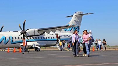 Aeromar inaugura ruta del Pacífico ampliando conectividad aérea de Culiacán