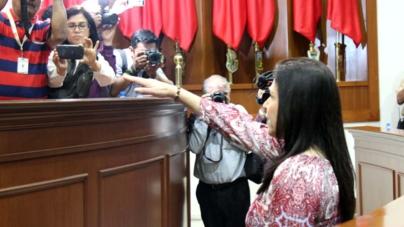 Ensayo sobre la equidad | Será auditora y no auditor; Congreso elige a Emma Félix