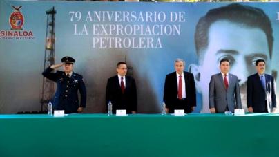 Sinaloa está en la ruta de la diversificación y el despegue definitivo de su economía: Rocha Moya