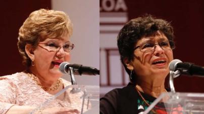 Una mujer toma el mando de El Colegio de Sinaloa y Silvia Paz es ingresada