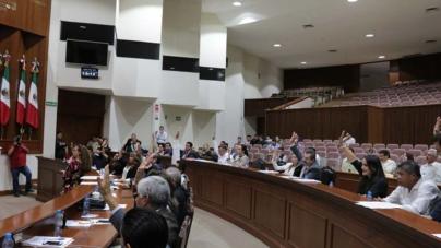 Pospone Congreso sesión extraordinaria para reformar reglas electorales