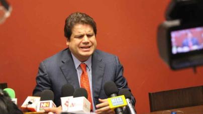 'Las cuentas públicas no se negocian', advierte Roberto Cruz ante rumor de acuerdos
