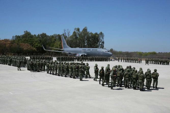 ¡Es la guerra! | Refuerzan militarización en Sinaloa