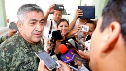 'En Sinaloa todo apunta a que mejoran los niveles de seguridad': Sedena