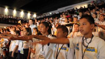 ¿Día de qué? | Pequeños de los 18 municipios protestan como guardianes del agua