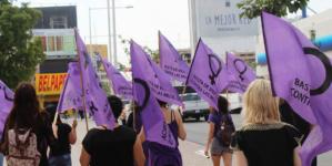 ¡Vivas nos queremos! | Protestan en Culiacán por violencia contra la mujer
