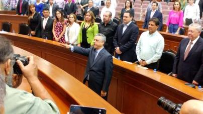 Juan José Ríos Estavillo es designado fiscal general de Sinaloa