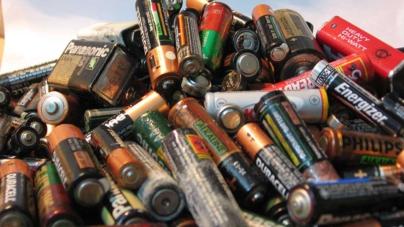 Tecnología y naturaleza | ¿Qué haces con tus baterías usadas?