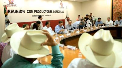 Se alían productores agrícolas con el Gobierno estatal para exigir pagos pendientes