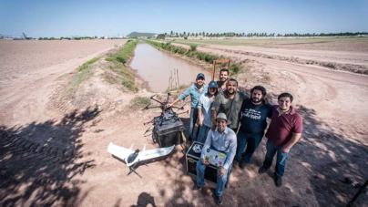 Luxelare | Con drones, ofrecen soluciones y mayor rendimiento al campo sinaloense