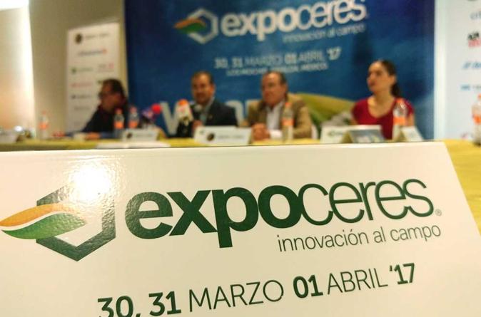 Expoceres 2017 | La expo más agrícola va por un crecimiento de 30%