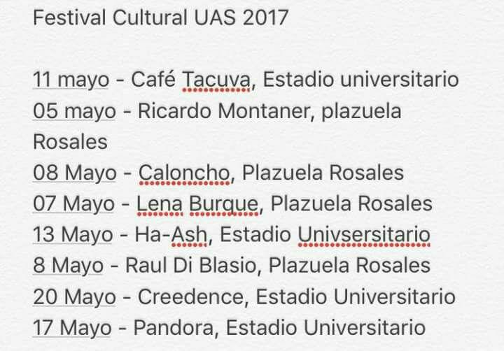 aunque las autoridades de la universidad autnoma de sinaloa se han encargado de desmentir esta revelacin anticipada el grupo haash ha