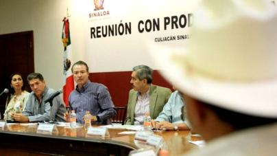 Radica Sagarpa pagos por 212.5 millones de pesos a productores agrícolas de Sinaloa