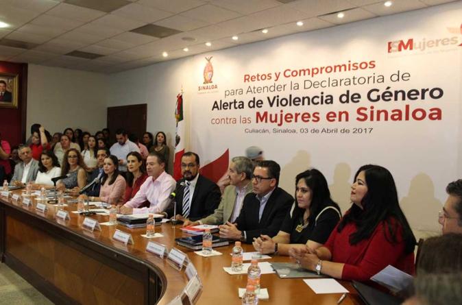 Alerta de género en Sinaloa | 'Dimos el primer paso, pero nos quedan muchísimos más': Quirino Ordaz