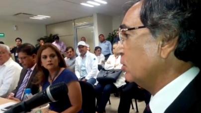 """""""En Salud hubo y hay corrupción"""", admite secretario y señala irregular convenio con Clínicas Mi Salud"""