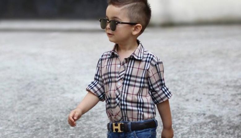Es tan culichi   ¿Vestiste a tu hijo como 'mini puntero' para el festejo del Día del Niño?