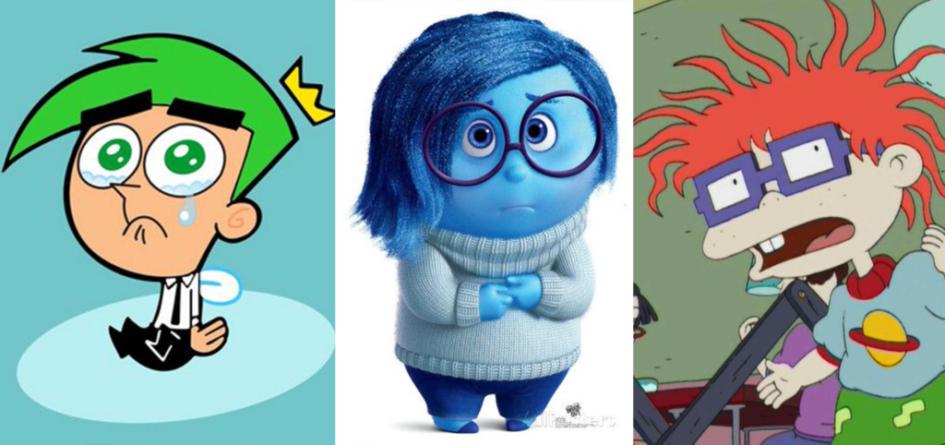 ¿Depresión? | 5 personajes animados que nos enseñaron a lidiar con la tristeza