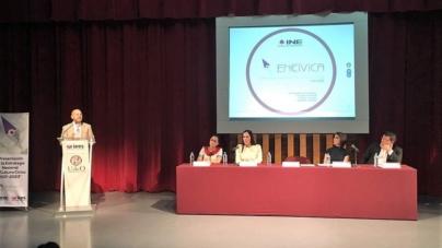 INE busca fortalecer la participación ciudadana con ENCCÍVICA