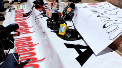 Refrenda GDN el compromiso de legislar a favor de periodistas y defensores de derechos humanos