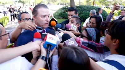 Las auditorías dirán si en Sinaloa ocurre con Malova lo que con Duarte en Veracruz: Quirino Ordaz