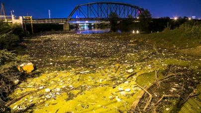60% de ríos en México están contaminados   'Debemos dejar de agredir al planeta': AMSDA