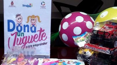 Dona un juguete para emprender | Incentivarán el emprendimiento en escuelas de escasos recursos