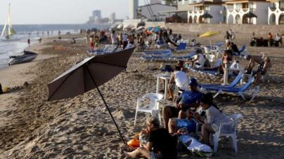Playas limpias en Semana Santa | De veras, no la… contamines