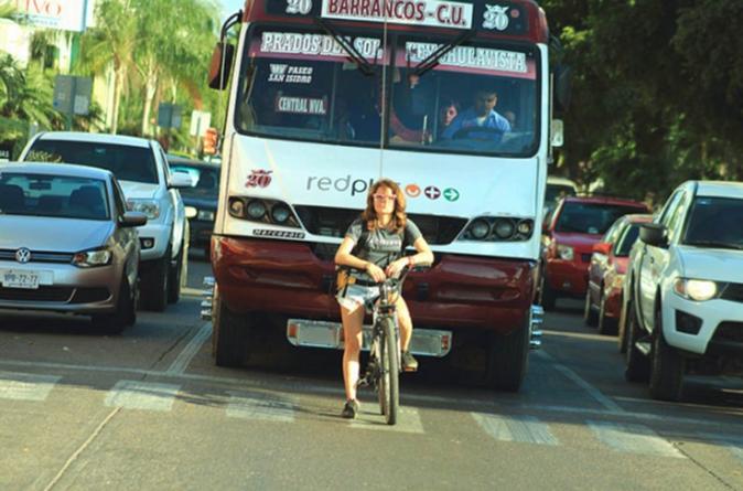 Muévete Chilo | Estrada Ferreiro propone licencia y sanciones para ciclistas en Culiacán