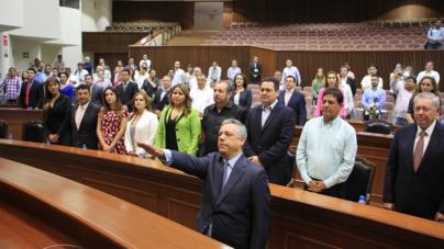 Solicitan castigar a diputados que designaron al Fiscal General de Sinaloa