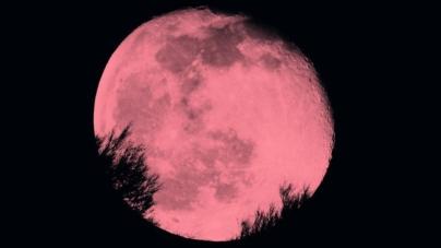 La Luna Rosada dará el banderazo de salida para esta Semana Santa