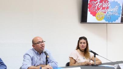 Con Feria Ambulante de las Artes, el Isic pretende llevar la cultura a todas partes
